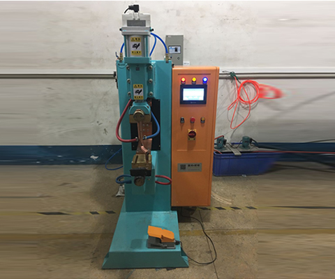 电阻焊机与自动化焊接设备生产厂家-案例2