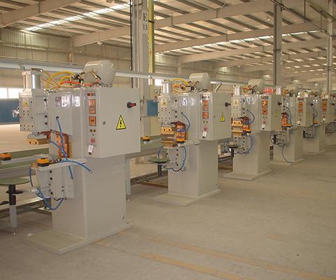 电阻焊机与自动化焊接设备生产厂家-案例7
