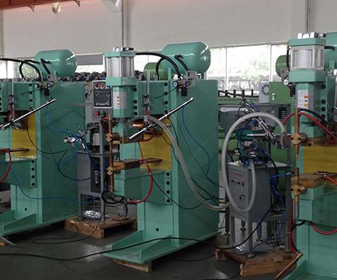电阻焊机与自动化焊接设备生产厂家-案例12